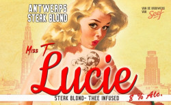 eticheta Lucie - Miss T / Lizzie (d'Anvers)