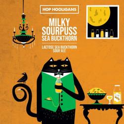 eticheta Milky Sourpuss: Sea Buckthorn