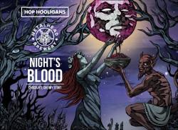 eticheta Hop Hooligans Night's Blood