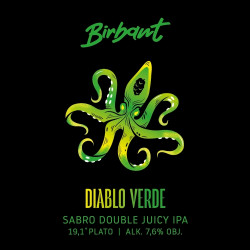 eticheta Diablo Verde