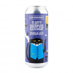 Fluffy Sourpuss: Blackcurrant