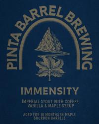 eticheta Immensity