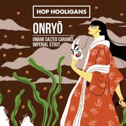 eticheta Onryo: Salted Caramel