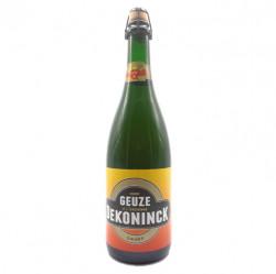 Oude Geuze Dekoninck 750