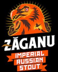 eticheta Zaganu Russian Imperial Stout