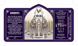 eticheta Oriel Quadrupel