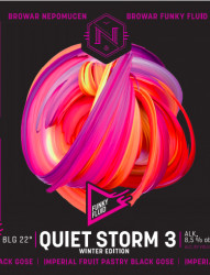 eticheta Quiet Storm 3: Winter Edition