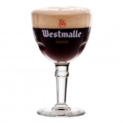 Set of 2 Westmalle Trappist Glasses