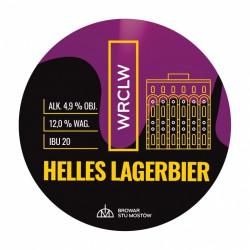 eticheta WRCLW Helles Lagerbier
