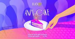 eticheta Blackout Anti-Cake