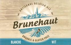 eticheta Brunehaut Blanche Organic & Gluten Free