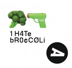 eticheta I Hate Broccoli