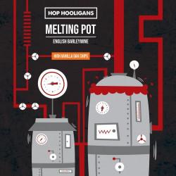 eticheta Melting Pot: High Vanilla Barrel Chips