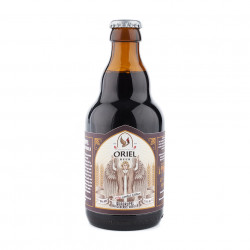 Oriel Quadrupel (Blackberry Vanilla)