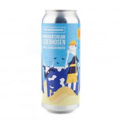 Bavarian Cream Lederhosen
