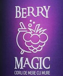 eticheta Berry Magic
