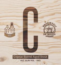 eticheta C - Cognac Barrel Aged