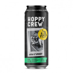 Hoppy Crew: How It Goes?