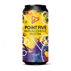 Point Five Fruit IPA