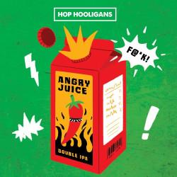 eticheta Angry Juice