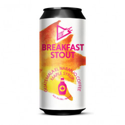 Breakfast Stout: Maple Syrup & Guatemala El Naranjo Coffee