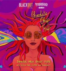 eticheta Chocolate Chip Trip