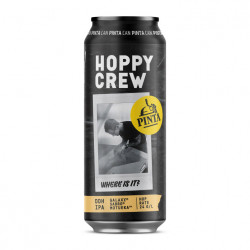 Hoppy Crew: Where Is It?