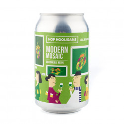 produs Hop Hooligans Modern Mosaic - Hop Hash