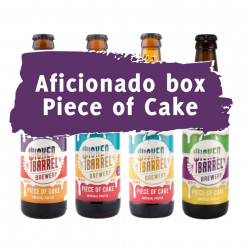 Aficionado Box Piece of Cake