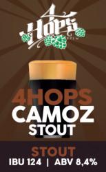 eticheta Camoz Stout