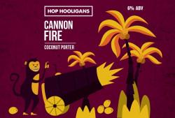 eticheta Hop Hooligans Canon Fire
