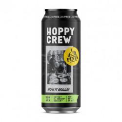 Hoppy Crew: How It Rolls?