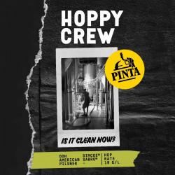 eticheta Hoppy Crew: Is It Clean Now?