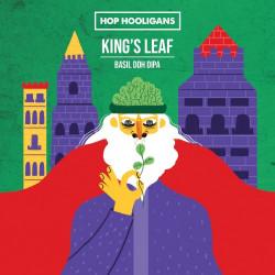 eticheta King's Leaf