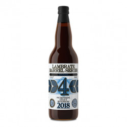 Lambrate Barrel Series #4 IMPERIAL STOUT BOURBON 2018