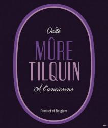 eticheta Oude Mûre Tilquin à l'Ancienne