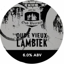 eticheta Oude / Vieux Lambiek