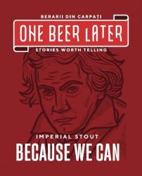 eticheta Because We Can (Rum Barrel)