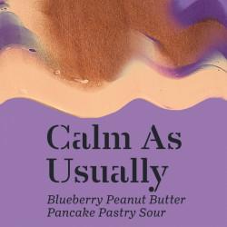 eticheta Calm As Usually