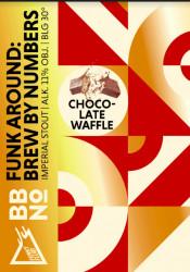 eticheta Funk Around: BBNo Chocolate Waffle