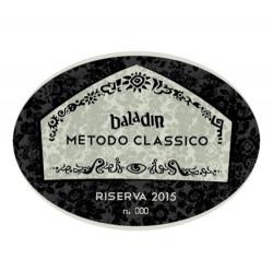 eticheta Baladin METODO CLASSICO - RISERVA 2015