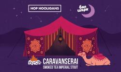 eticheta Hop Hooligans Caravanserai
