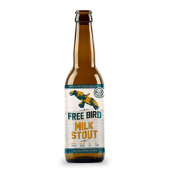 Free Bird Oaked Milk Stout