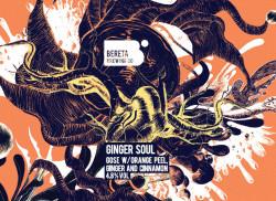 eticheta Ginger Soul
