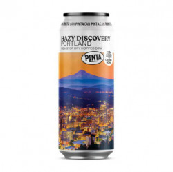 Hazy Discovery Portland