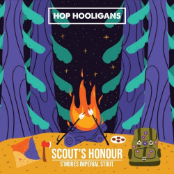 eticheta Scout's Honour