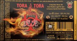 eticheta Tora Tora