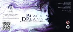 eticheta Black Dreams