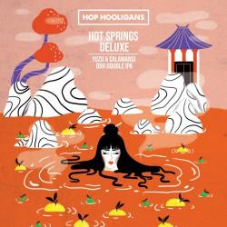 eticheta Hot Springs Deluxe