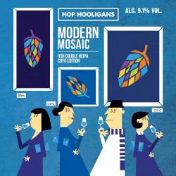 eticheta Modern Mosaic - Cryo Edition